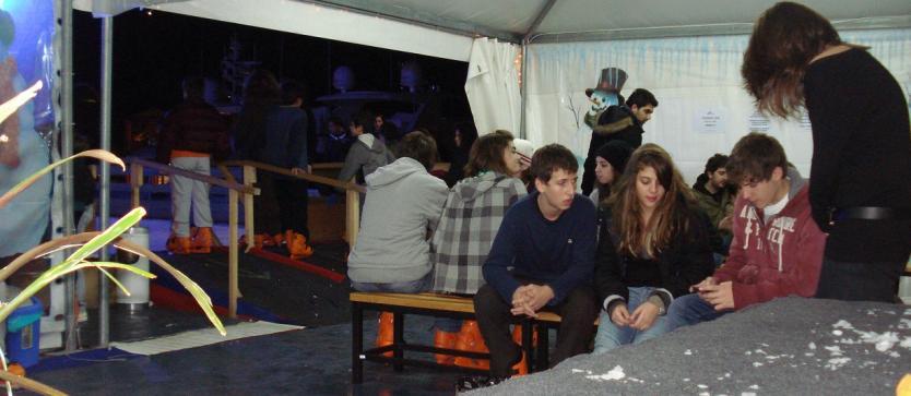 Παγοδρόμιο OnIce Μαρίνα Φλοίσβου 4